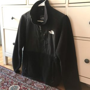 The North Face fleece coat